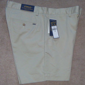 "New Polo Ralph Lauren Classic Fit 6"" Shorts W34"